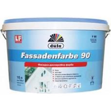 Фарба F90 фасадна Dufa 10л