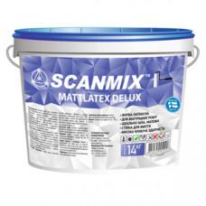Фарба  Scanmix Mattlateх Deluxe (2,5л)