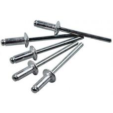 20-0580 Сліпі заклепки алюмінієві 4,0ммх18,00мм-50шт.