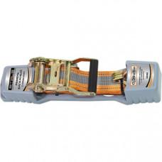 54366 Ремінь багажний з крюками, 0,38*10м, храповий механізм  Automatic//STELS