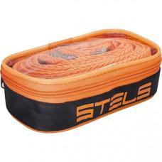 54379 Трос буксирувальний 3,5 т, 2 крюка, сумка на блискавці//STELS