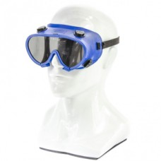 89149 Окуляри захисні газозварника закритого типу,з непрямою вентиляцією, полікарбонат, СИБРТЕХ