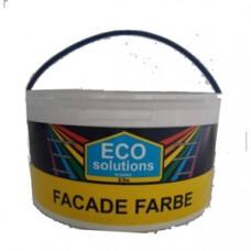 "Eco Solutions Фарба ""Fasade Farbe"" (10л), відро кругле"