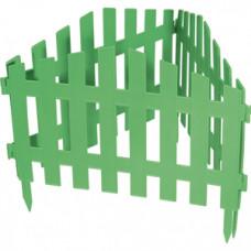 """Паркан декоративний """"Марокко"""", 28х300см, зелений// PALISAD"""