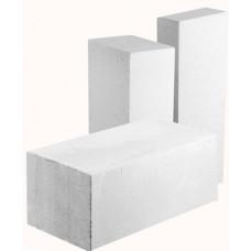 Газоблоки стінові 100*249*625 D500 КварцМелПром