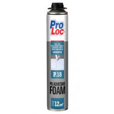 Клей-піна поліуретанова проф. Р18 800мл PROLOC