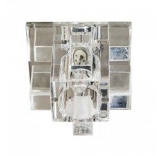 1525  Світильник світлодіодний декоративний 35W G9 прозорий